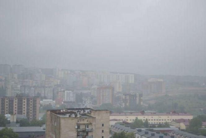 Загорне туманом, але все ще тепло. Про погоду у Хмельницькому на 13 вересня