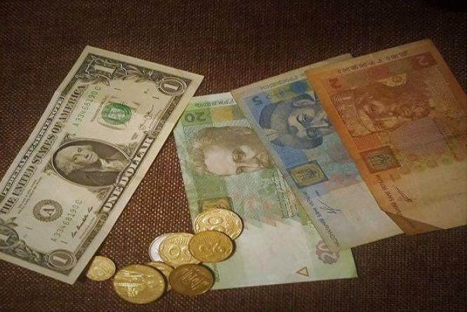 Падіння долара триває. Курс валют на 13 вересня