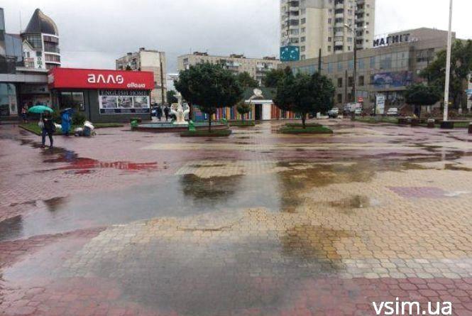 Дощі та грози повертаються. Про погоду у Хмельницькому 14 вересня