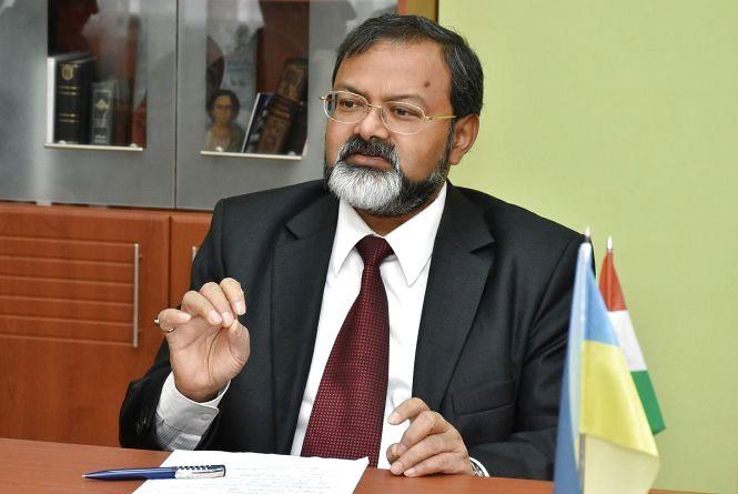 До Хмельницького завітає посол Індії Манодж Кумар Бхарті