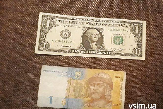 Долар та євро подорожчали. Курс валют на 19 вересня