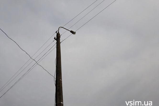 20 вересня мешканці 24 вулиць Хмельницького залишаться без світла
