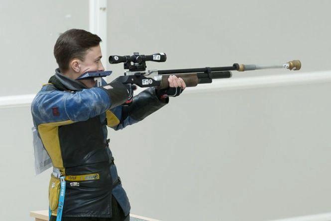 """Хмельничанин """"настріляв"""" нагороди на чемпіонаті світу"""