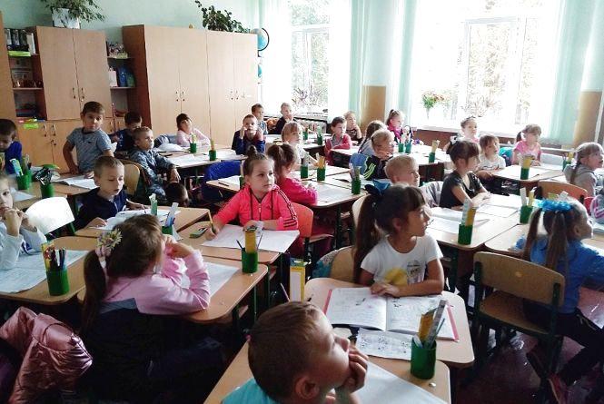 Нова українська школа на практиці: як навчають першокласників у СЗОШ № 7