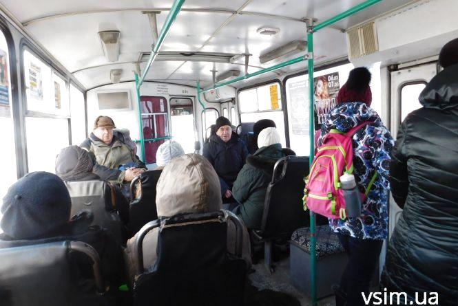 Складаємо рейтинг: що вас найбільше дратує в громадському транспорті Хмельницького?