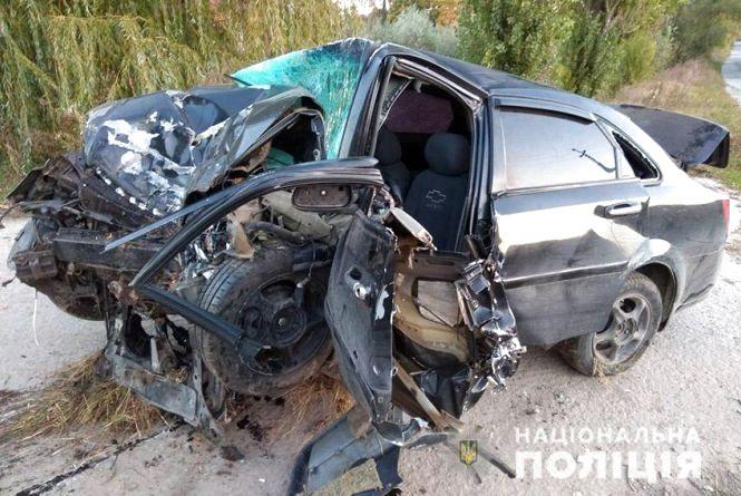 Автомобіль був дуже деформований: у поліції розповіли деталі смертельної ДТП на Білогірщині