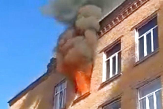 Пожежа у школі №1: на ремонт піде солідна сума з бюджету Хмельницького