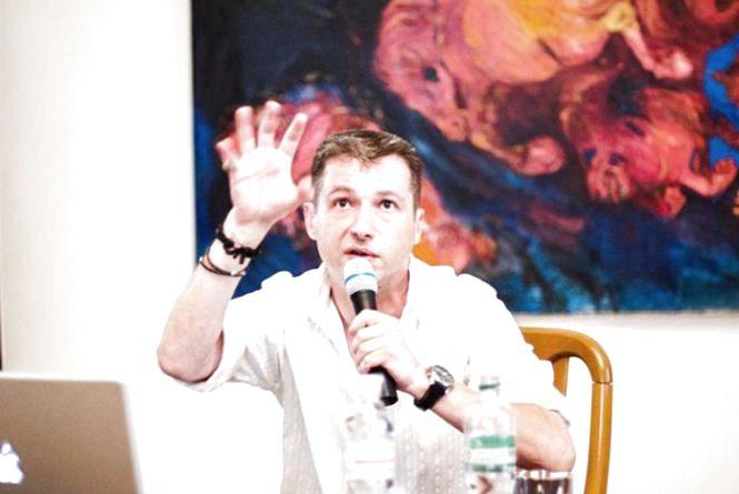 Художник Тарас Полатайко представить власні мистецькі проекти у Хмельницькому