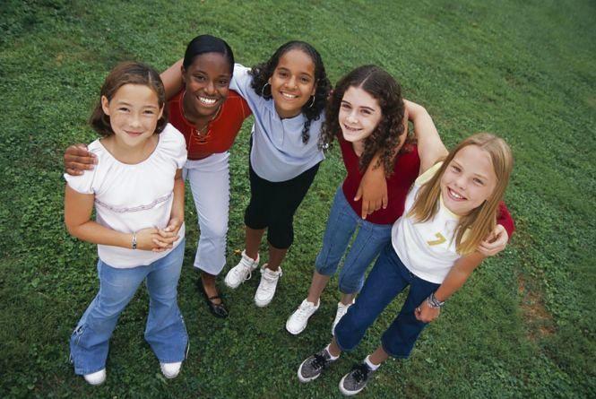 11 жовтня - Міжнародний день дівчат