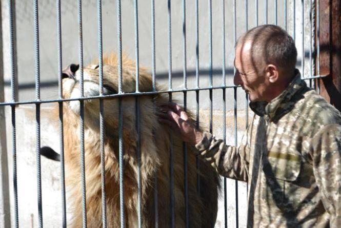 Хмельничанин Володимир просить відкрити у місті зоопарк