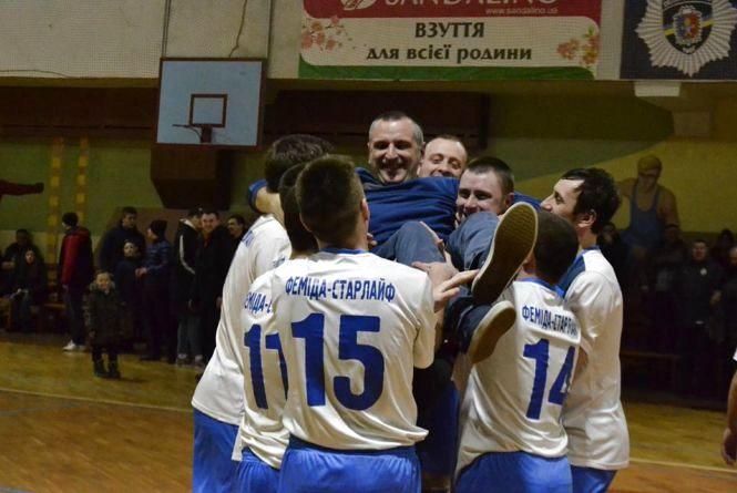 У Хмельницькому визначився склад учасників футзальної Преміум-ліги