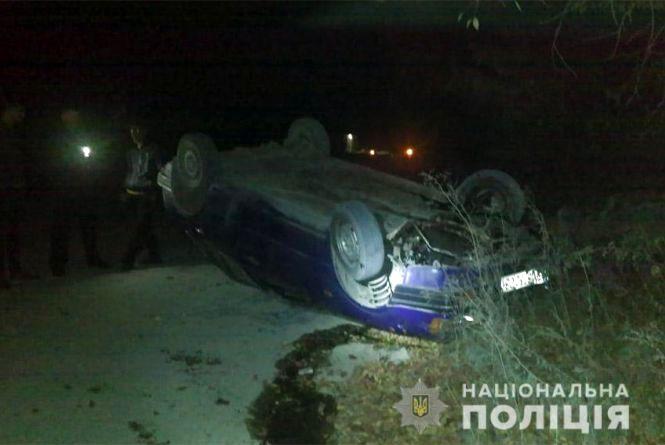 40-річний мешканець Кам'янеччини вкрав авто та одразу ж потрапив  на ньому у ДТП