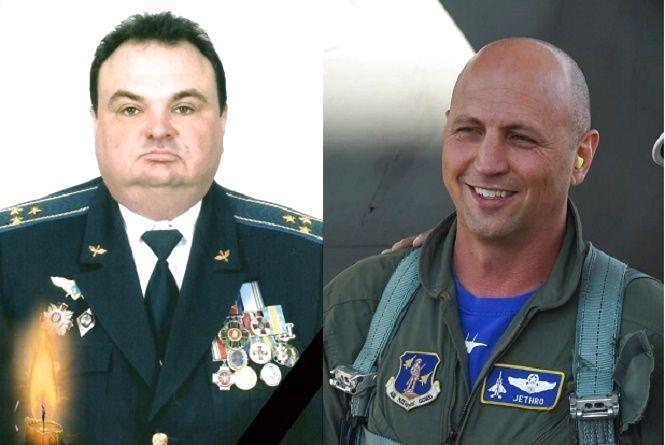 Падіння винищувача Су-27 на Вінниччині: у ЗСУ повідомили імена обох загиблих пілотів