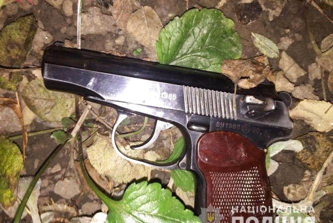 У Вінниці хмельничанин влаштував стрілянину по поліцейських