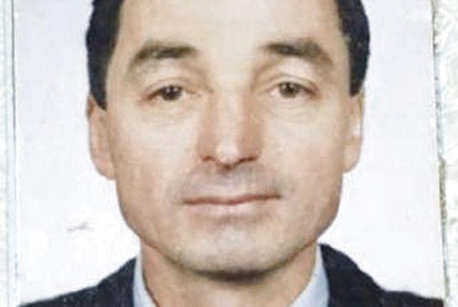 У Кам'янці зник 71-річний Валерій. Рідні просять допомогти у пошуках
