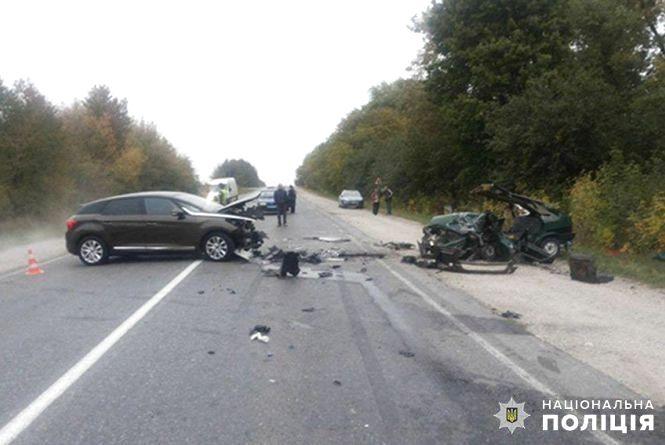 Через смертельну ДТП на Дунаєвеччині водія посадили на 8 років
