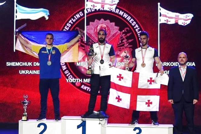 Ізяславський армрестлер здобув перемогу на чемпіонаті світу