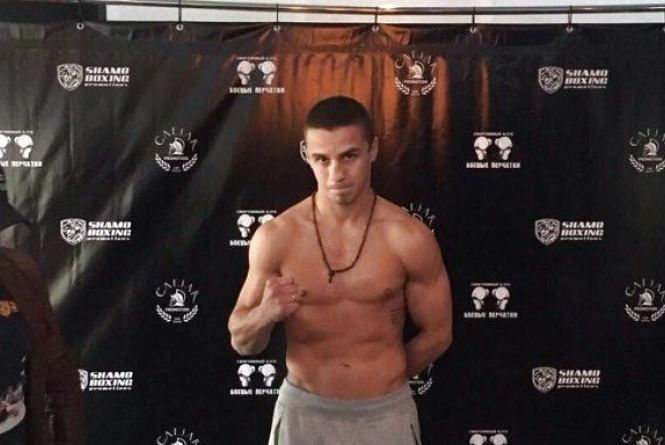 Хмельницький боксер переміг вражаючим нокаутом