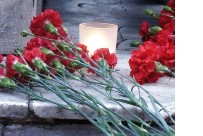 Хмельничани вшанують пам'ять воїнів, які загинули в боях за визволення України від фашистів