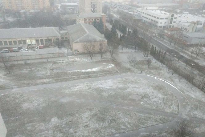 Сніг наближається. Прогноз погоди у Хмельницькому на 13 листопада