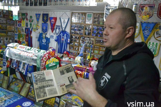 """У Хмельницькому є """"футбольний рай для чоловіків"""": хто його заснував і що там можна побачити"""