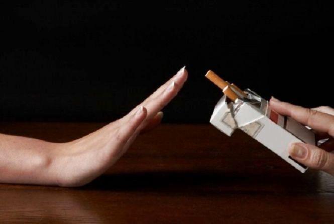 15 листопада - Міжнародний день відмови від куріння
