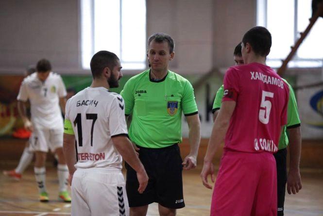 Хмельницькі футзалісти зіграють з командою-відкриттям Екстра-ліги