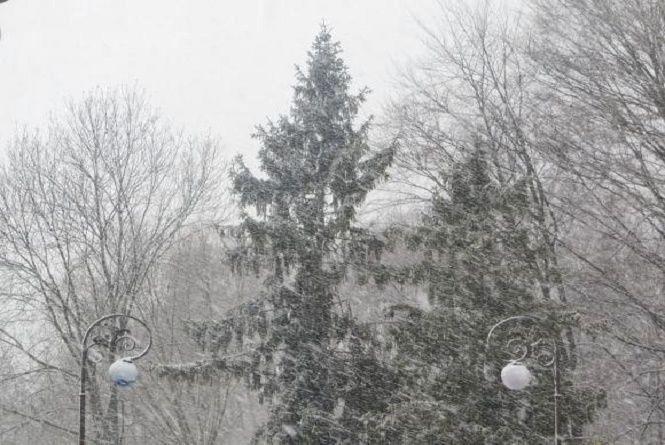 Вночі вдарять морози, а вдень - сніг з дощем: яким буде тиждень у Хмельницькому