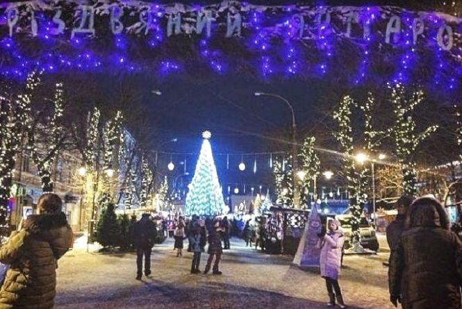 """""""Різдвяне місто"""": у Хмельницькому оголосили святковий фотоконкурс"""