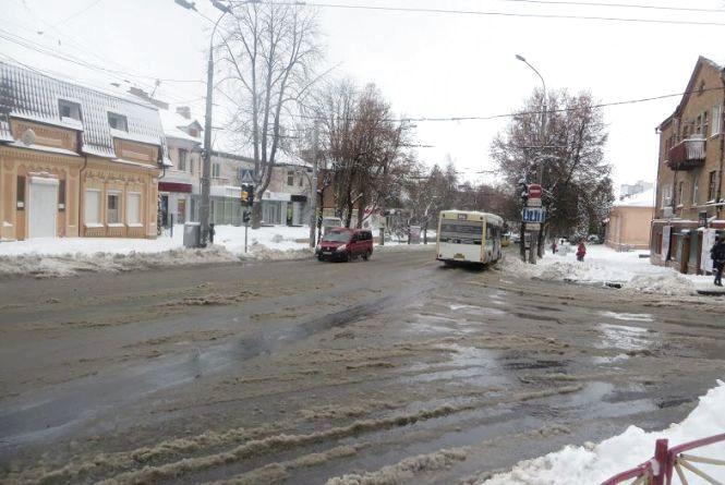Відлига та сніг з дощем: в Україну йде потепління