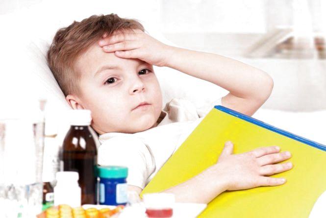 Тисячі дітей захворіли на грип та ГРІ на Хмельниччині