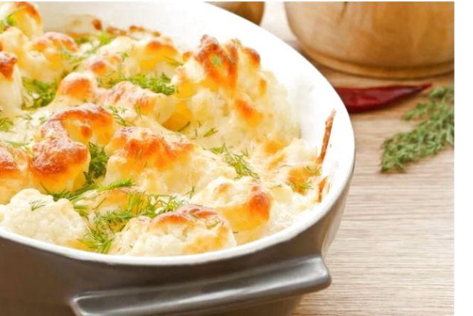 Смачний сніданок: готуємо капусту, запечену з сиром