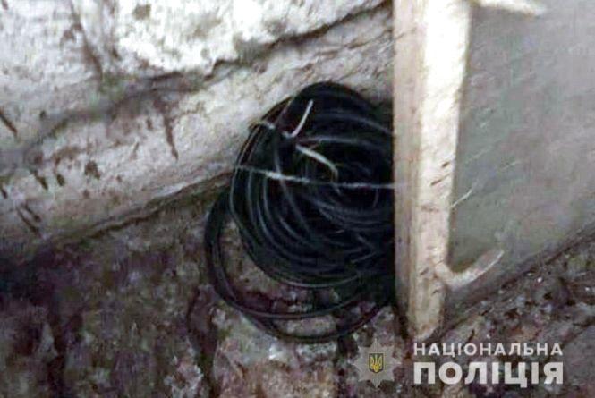 5 років світить крадію телефонного кабелю, який залишив без зв'язку десяток будинків у Хмельницькому