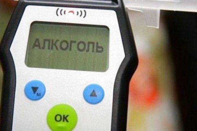 """Надув 1,7 проміле: на Львівському шосе оформили п'яного на """"Alfa Romeo"""""""