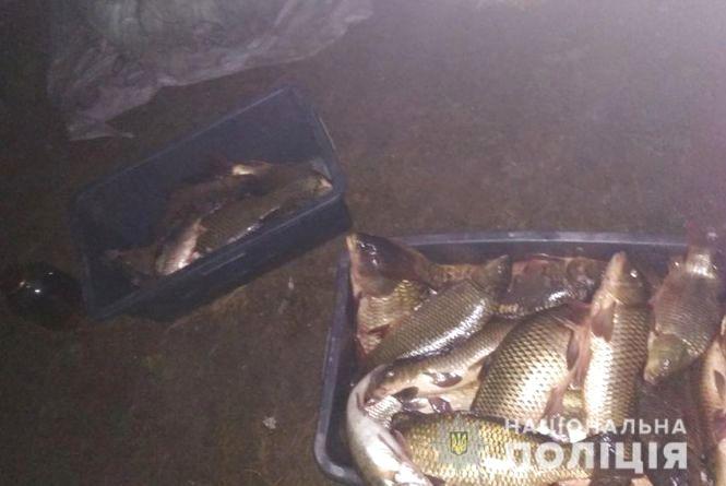 У Новоушицькому районі браконьєр наловив риби на 40 тисяч гривень