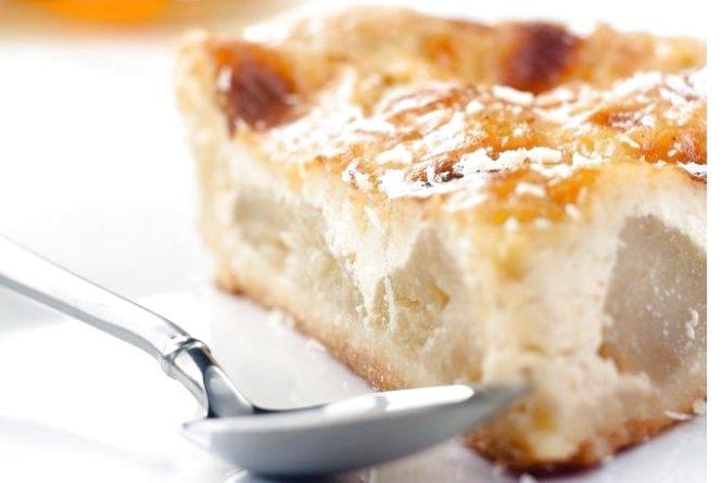 Смачний сніданок: готуємо сирну запіканку з яблуками