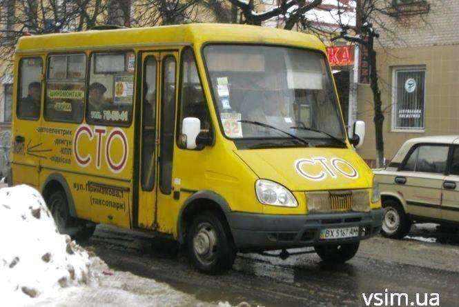 Хмельничанин Богдан просить штрафувати водіїв маршруток