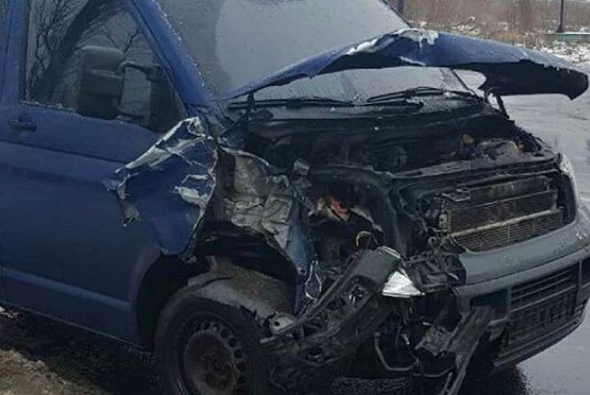На Західно-Окружній зіткнулися два авто. Постраждав водій «Opel»