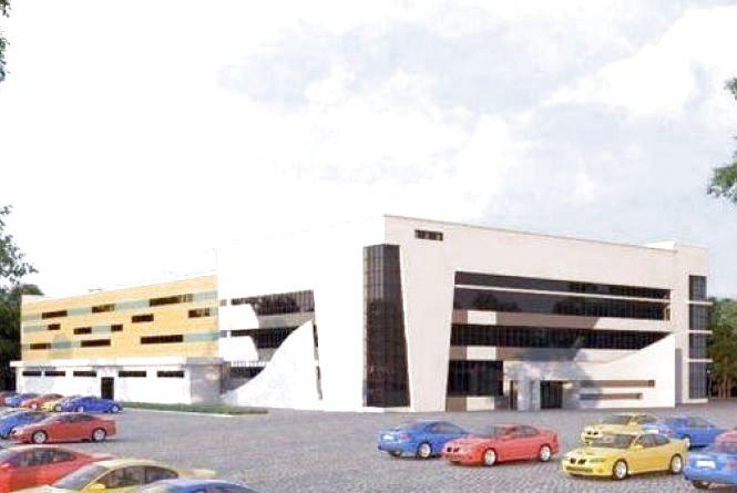 Хто може збудувати Палацу спорту в Хмельницькому за 277 мільйонів гривень