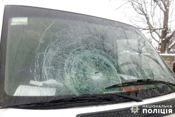 В ДТП на Хмельниччині  постраждали двоє пішоходів