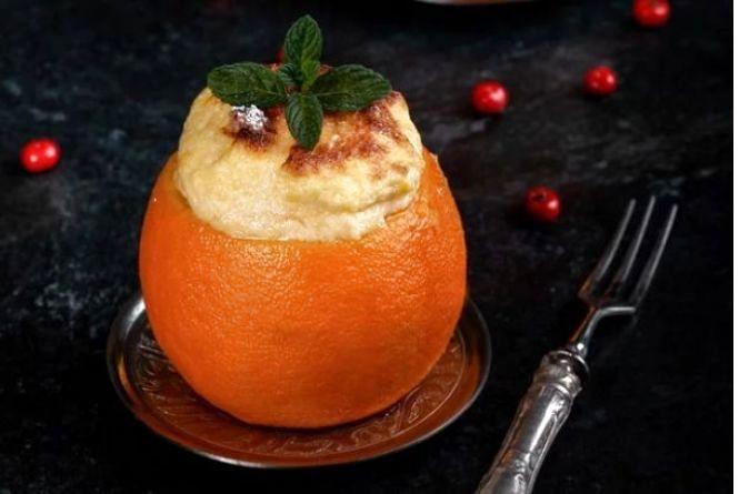 Смачний сніданок: готуємо апельсинове суфле
