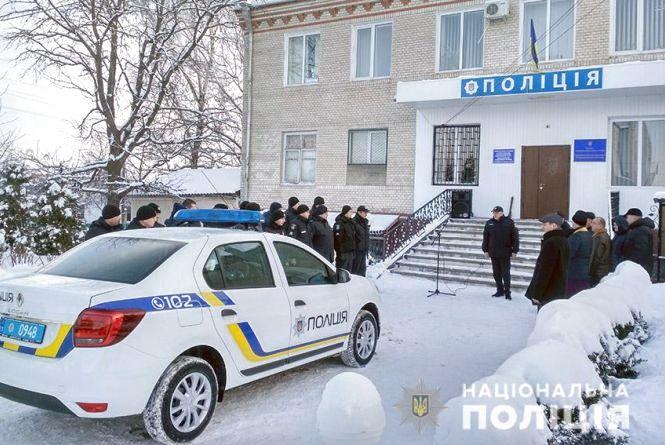 """Нові службові """"Renault Logan"""" отримали дільничі офіцери Хмельниччини"""