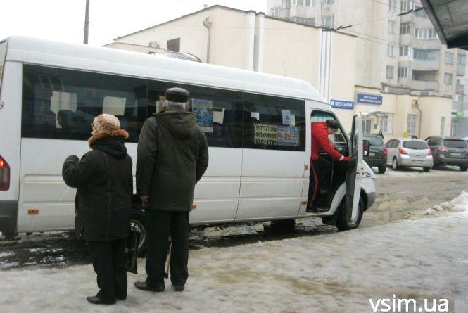Як буде працювати громадський транспорт Хмельницького на Новий рік