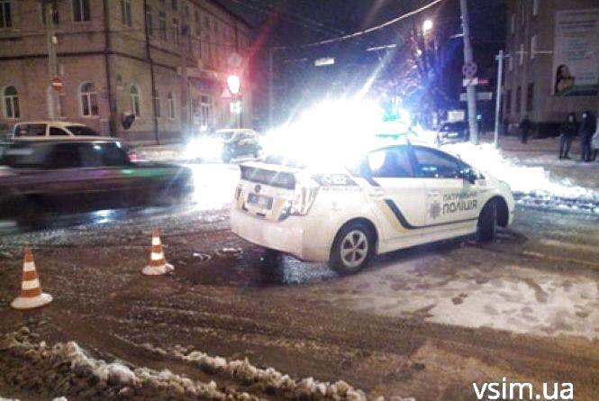 У центрі Хмельницького обмежать рух транспорту