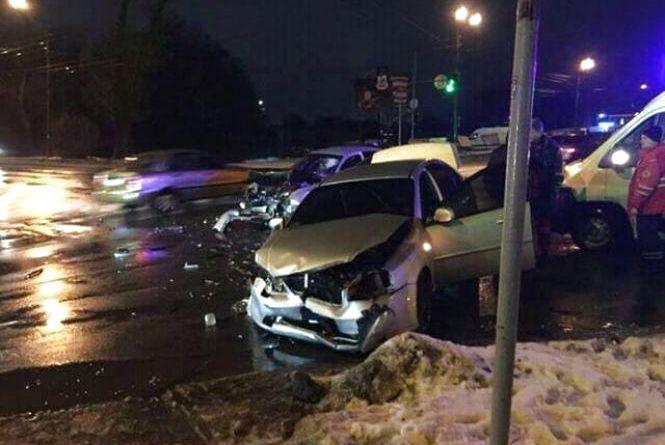 Збита жінка і травмований водій: хроніка ДТП у Хмельницькому