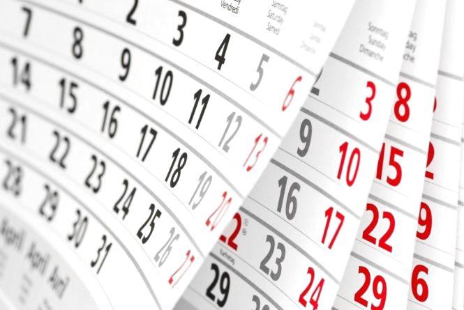 Вихідні у 2019 році: коли та скільки відпочиватимуть українці (календар)