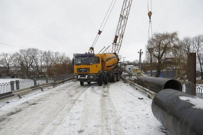 Як зміниться міст в Старокостянтинові після ремонту