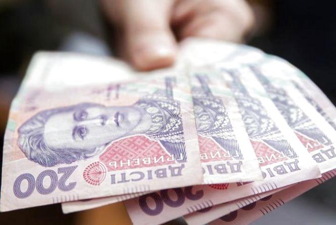 Як змінилася заборгованість із зарплати на Хмельниччині за 2018 рік