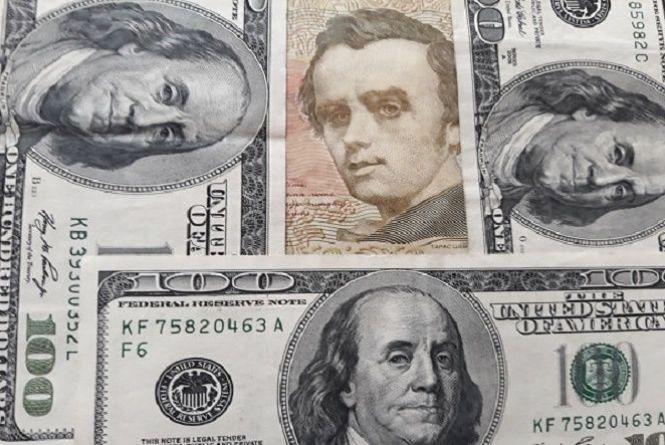 Долар та євро підстрибнули. Курс НБУ на 8 січня