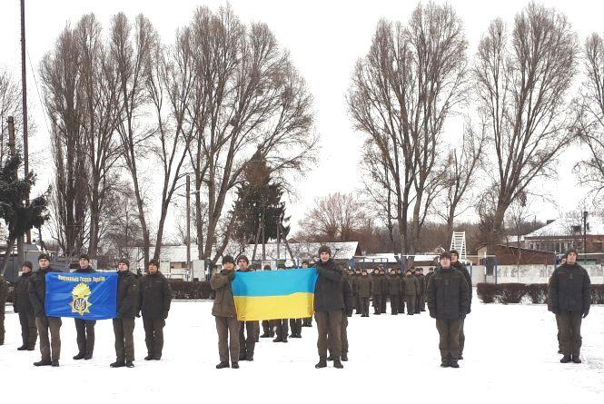 Хмельницькі військові влаштували флешмоб в підтримку захоплених моряків